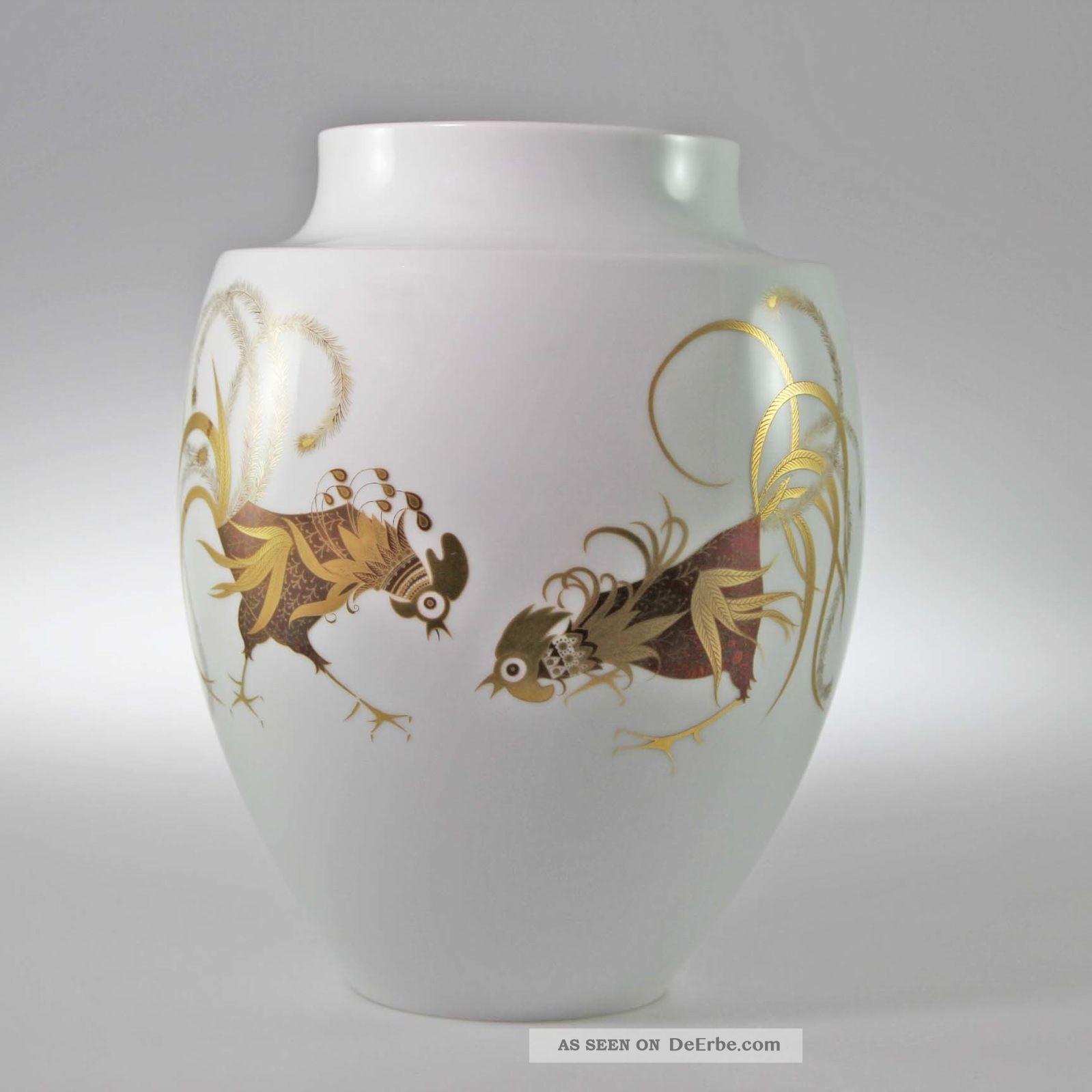 Fürstenberg Vase