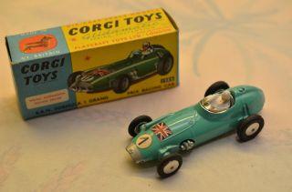 Sammlerstück Corgi Toys 152s Prix Racing Car Bild