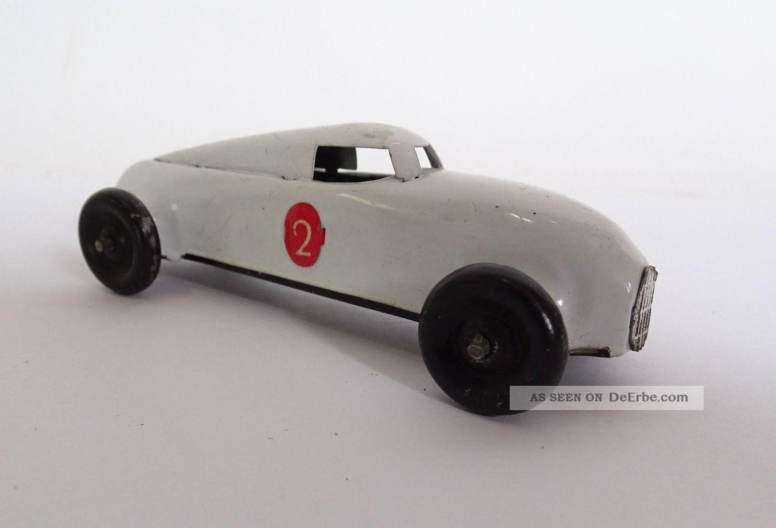 Lehmann Gnom Spielzeug Toys Nr.  808/1 Drgm Made In Germany Blech Auto Original, gefertigt vor 1945 Bild