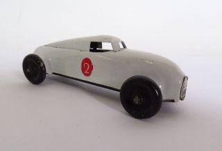 Lehmann Gnom Spielzeug Toys Nr.  808/1 Drgm Made In Germany Blech Auto Bild