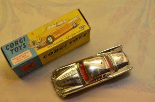 "Sammlerstück Corgi Toys 211s Studebaker ""golden Hawk"