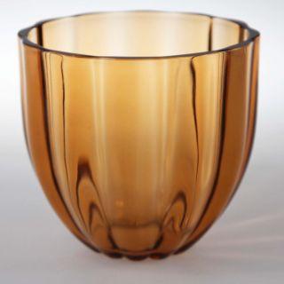 Wilhelm Wagenfeld Vlg Glas Vase Wvz 97 Rautenmarke Bild