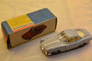 Sammlerstück Politoys Microminiature 67 Alfa Romeo Giulietta Bild