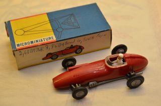 Sammlerstück Politoys Microminiature 58 B.  R.  M Formular 1 Bild