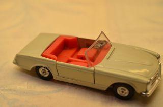 Sammlerstück Gama Mini - Mod Mercedes Cabrio 230sl Bild