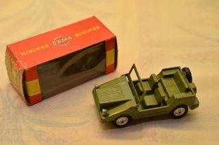 Sammlerstück Gama Minimod Jeep Bild