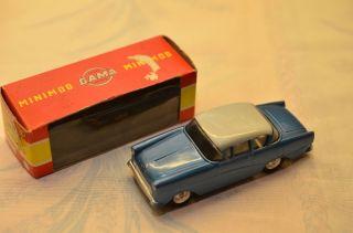 Sammlerstück Gama Minimod Opel Rekord Bild
