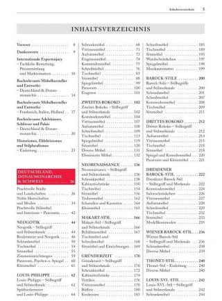Prachtvolle Stilmöbel Historismus In Deutschland,  Europa 9783938701058 Fachbuch Bild