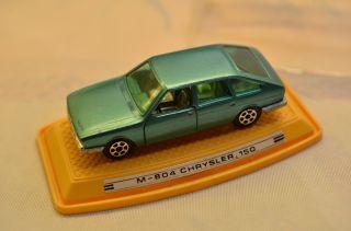 Sammlerstück Modellauto Pilen S.  A.  M - 804 Chrysler 150 Bild