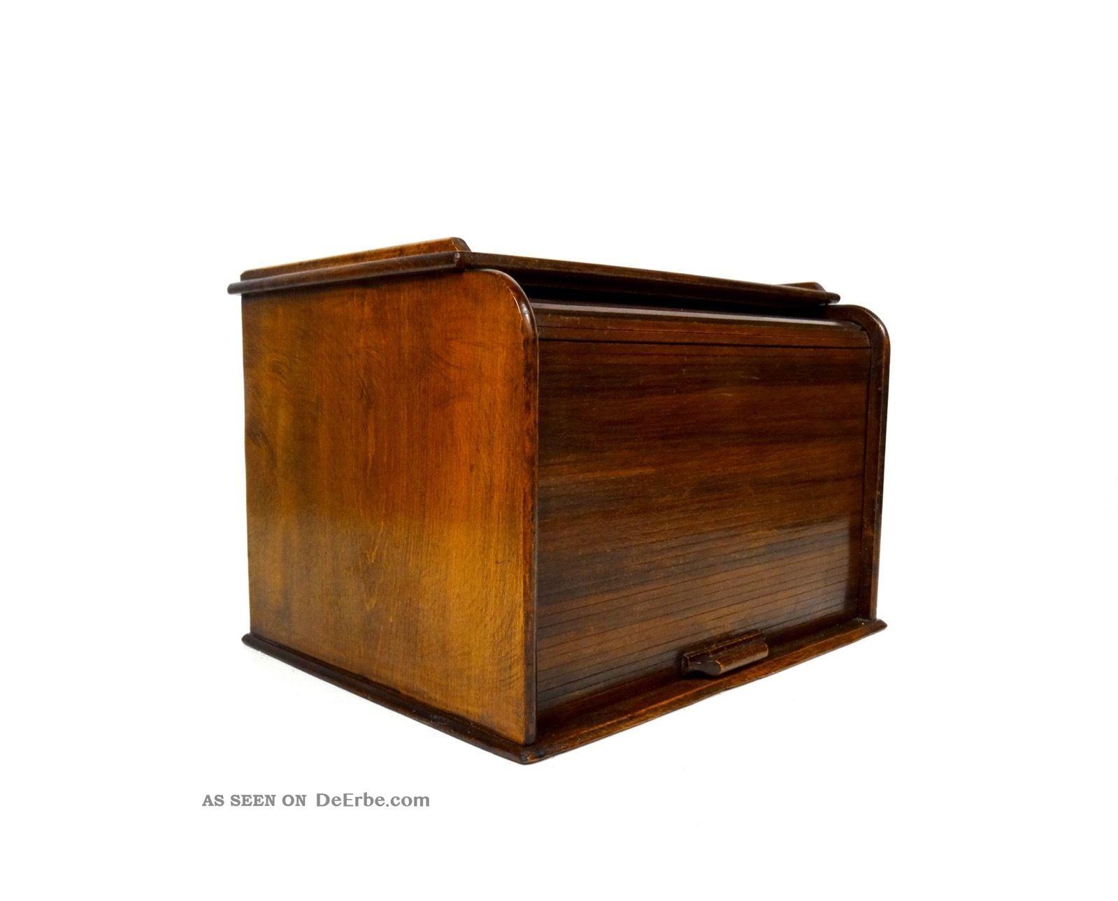 Art Deco Aktenablage Dokumenten Ablage Bauhuas Schreibtisch Utensilo 1930 Antik 1920-1949, Art Déco Bild