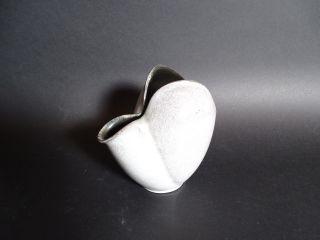 Sehr Seltene Organische Fritz Van Daalen Keramik Vase Aalen Bild