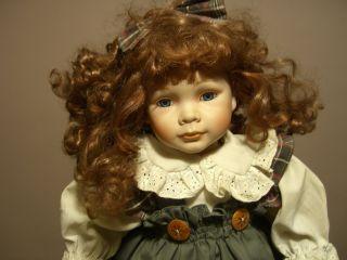 Kopf Arme Beine Porzellan Puppe Aus Der Gilde Kollektion Puppenstube Neuwer Bild