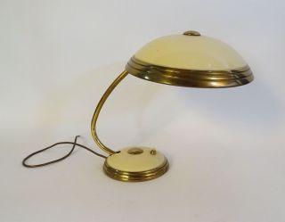 50er Jahre Ausgefallene Design Stehlampe Schreibtischlampe Tischlampe Bild