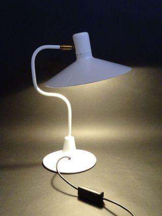 70er Jahre Schröder & Co.  3004 Stehlampe Schreibtischlampe Tischlampe Bild