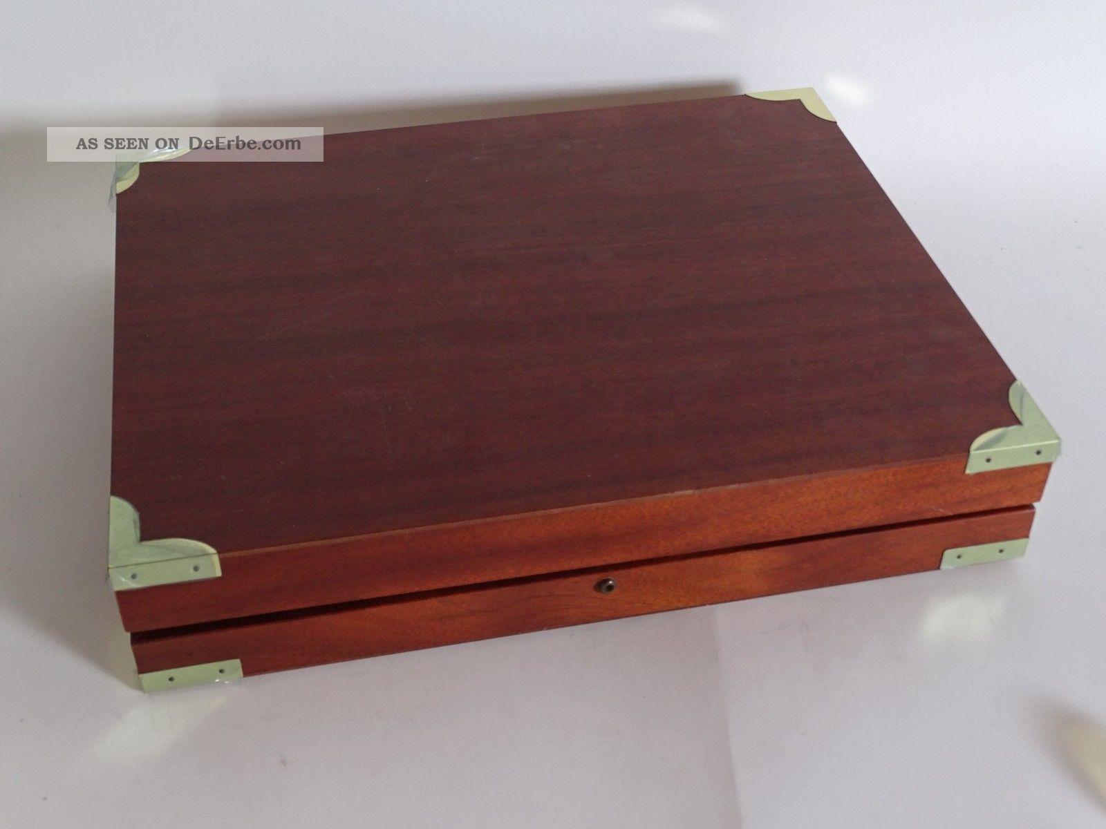 robbe berking besteck kasten aus hochwertigem holz. Black Bedroom Furniture Sets. Home Design Ideas
