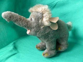 Steiff Elefant Baby Hathi Djungelbuch Disney Unbespielt Bild
