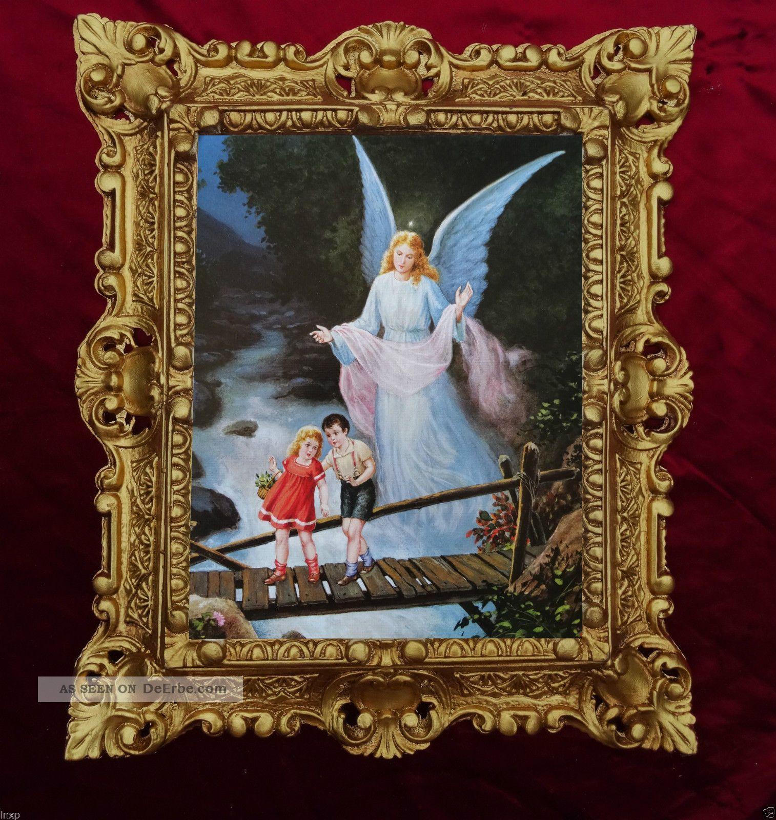 gem lde religi s ikonen bilder antik barock antik look barock 45x38cm 24983 345b. Black Bedroom Furniture Sets. Home Design Ideas