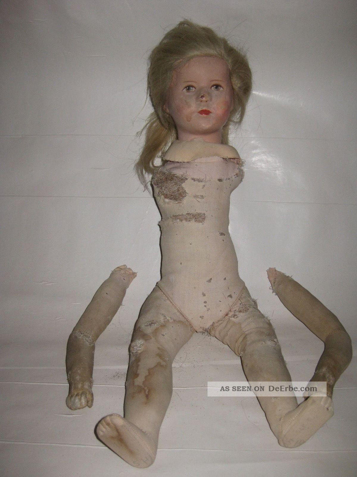 Käthe Kruse Puppe Viii Käthe Kruse Bild