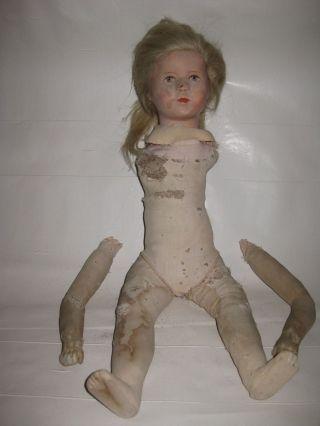 Käthe Kruse Puppe Viii Bild