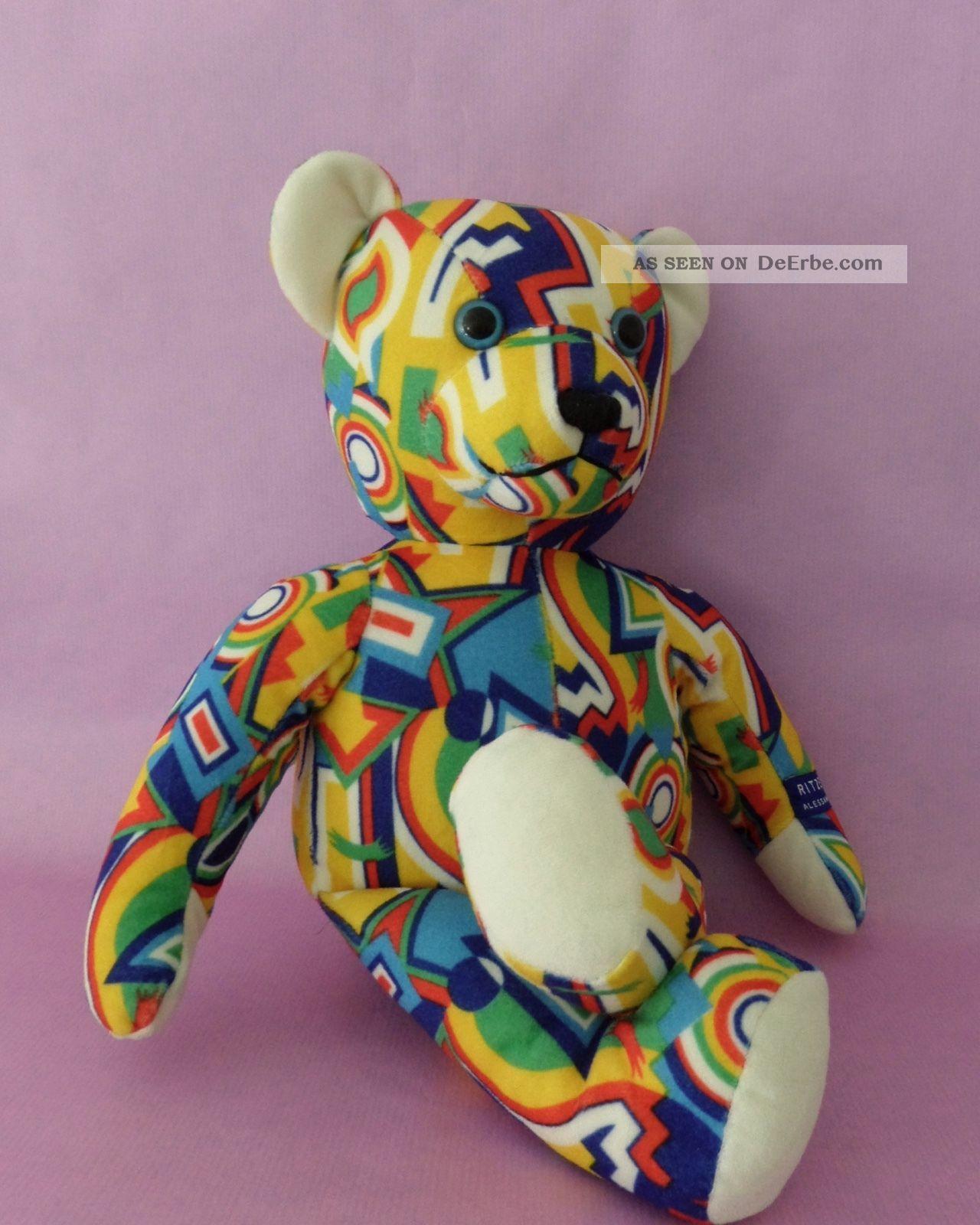 Ritzenhoff Design Teddy Bear Memphis Art Vom Alessi Designer A.  Mendini Design & Stil Bild