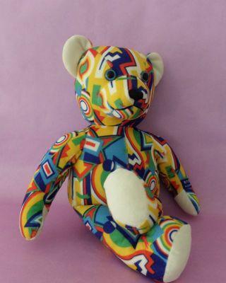 Ritzenhoff Design Teddy Bear Memphis Art Vom Alessi Designer A.  Mendini Bild