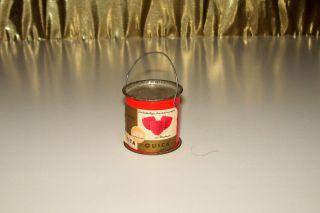 Kaufladen / Kaufmannsladen 50/60 Iger Jahre - 3 Creme Blechdöschen - C1 Bild
