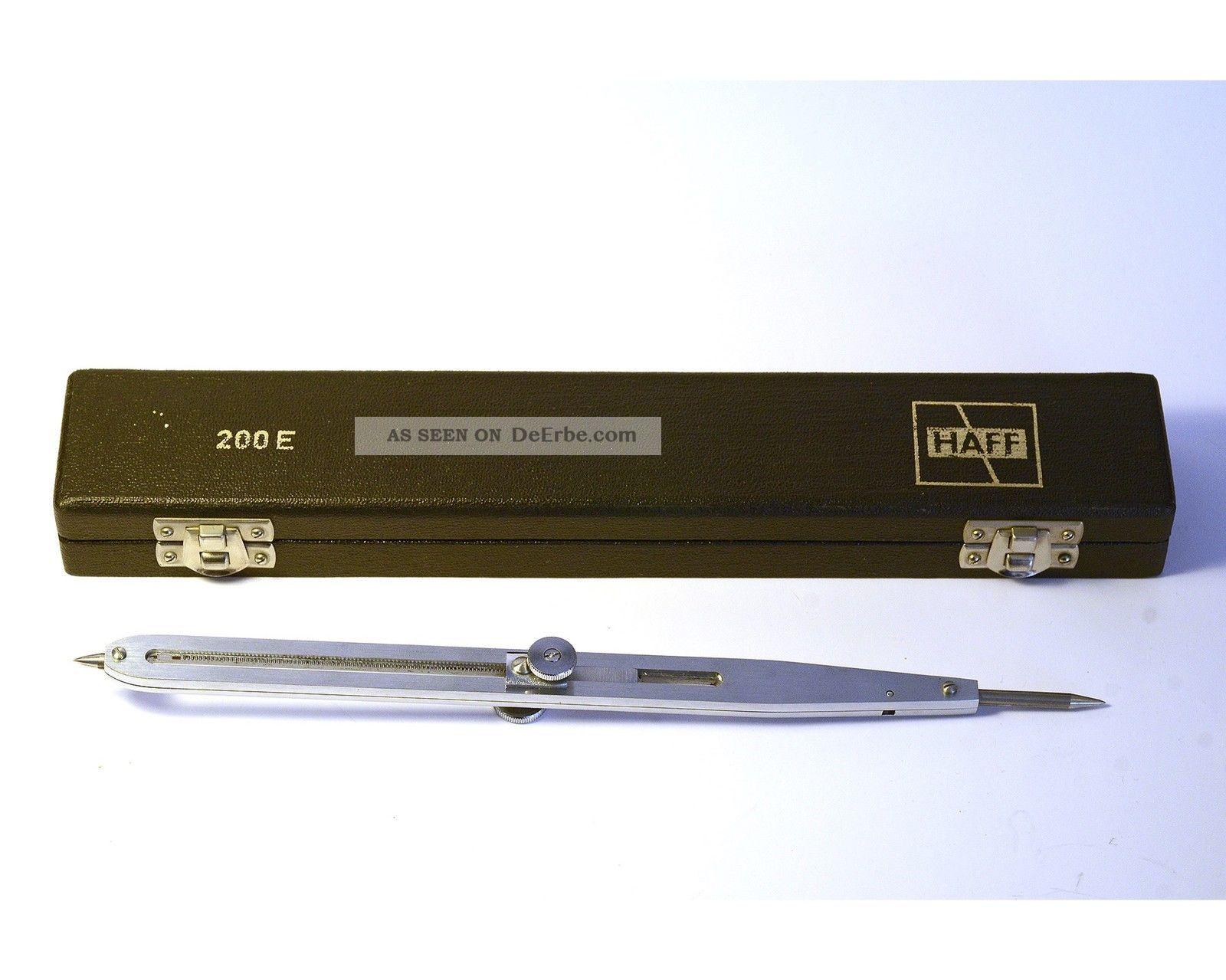 Haff Reduktionszirkel 200 E Wissenschaftliche Instrumente Bild