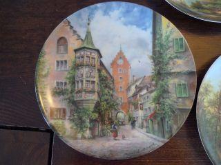 Sammelteller Teller Obertorturm Zu Meersburg Versteckte Winkel Gagel Seltmann Bild