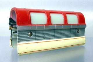 Schuco Monorail 6333/0/2; Mittelwagen Rot - Beige /d625 Bild