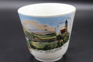 Ansichtstasse Sammeltasse Gruss Aus Weilheim / Teck.  Um 1900 Ansichtskarte Bild