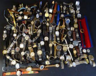 Riesiges Konvolut Ca.  120 Armbanduhren Bifora Meister Anker Tissot Dugena Usw. Bild