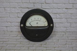 Gossen Amperemeter 0 - 10a Acdc; K23 2 Bild