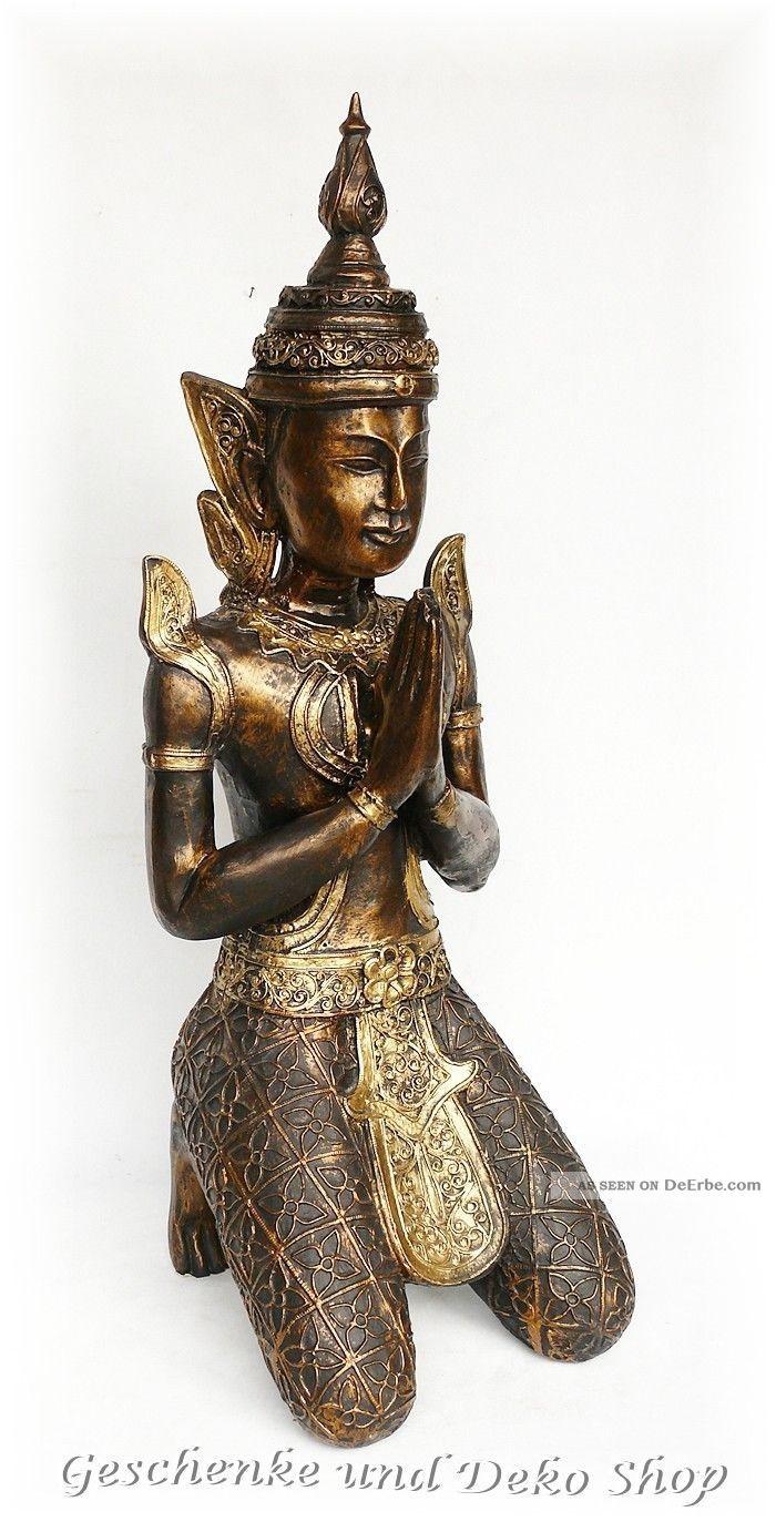 Ägypten =horus - Gottals Falke= Gold - Deko - Figur - Skulptur - Geschenk - Entstehungszeit nach 1945 Bild