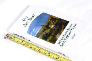 Buch :auf Dichters Spuren Durch Wald Und Fluren ; 128 Seiten Bild