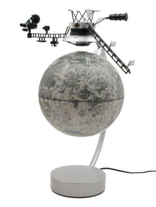 Stellanova Mond Globus 15cm Magnet Schwebeglobus Magnetglobus Design Objekt B. Bild