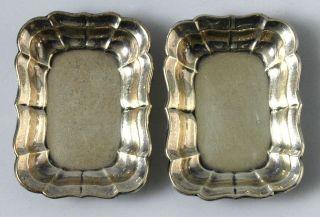 2 Stück Silberschälchen,  Reed & Barton,  Sterlingsilber Bild