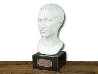 Büste Julius Caesar - Römische Replik Bild