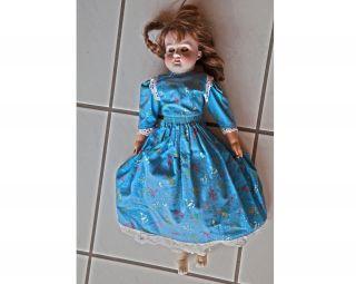 Puppe Armand Marseille 370 Porzellankopf Bild