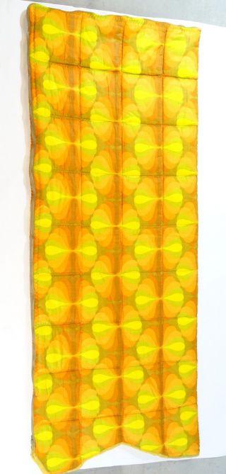 Panton Ära 70er Jahre Space Age Schlafsack 1,  8 X 0,  7m Festival Summer Sauber Bild