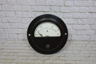 Müller & Ziegler Amperemeter 0 - 60a Ac; K23 1 Bild