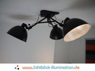Designer Hänge Lampe Sputnik Art Deco Bauhaus Studio Spot Moderne Pendel Leuchte Bild