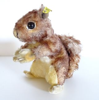 Altes Steiff Eichhörnchen