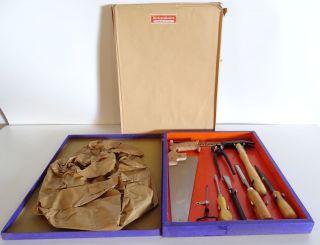 Bonum Bestes Haushaltwerkzeug Werkzeugkasten Nr.  127/3 Komplett Rarität Bild