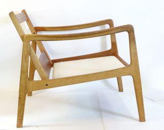 True Vintage Ee Grete Jalk France & Son Danish Design Teak Sessel Armlehnstuhl Bild