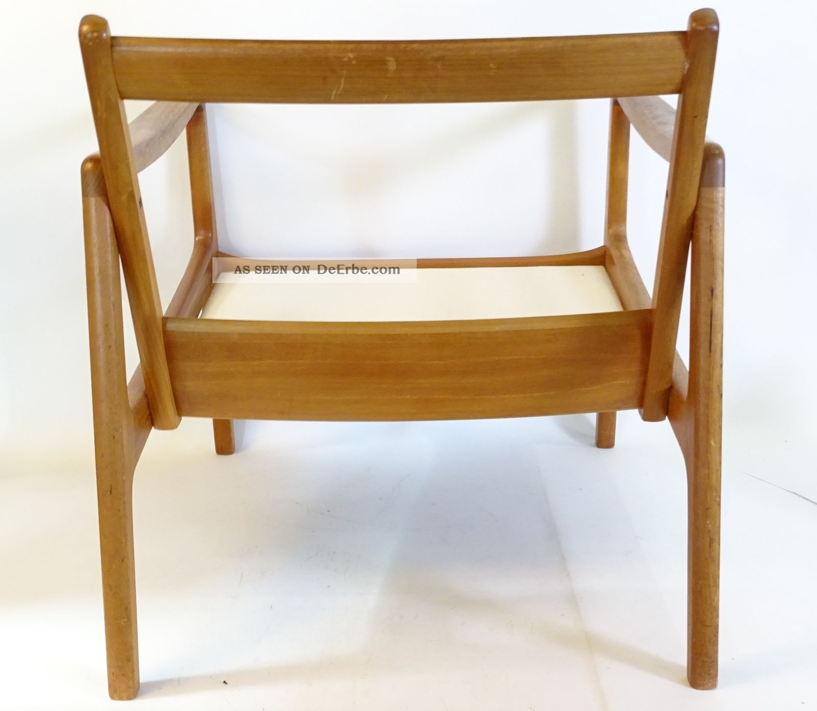 True Vintage Ee Grete Jalk France & Son Danish Design Teak Sessel ...